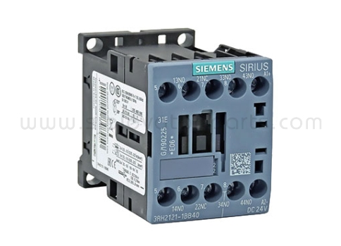 SIEMENS contactor 3RH2122-1BB40 for elevator