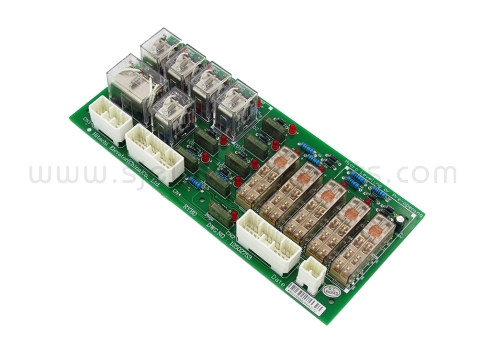 Hitachi elevator RYBD relay board DWG.NO:12502753