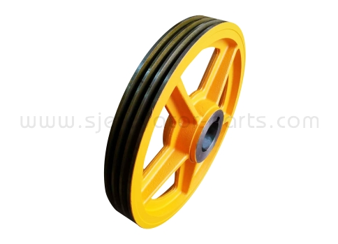 Sigma elevator traction wheel 500*3*12